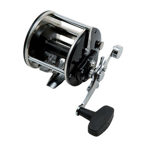 "Penn General Purpose Level Wind Conventional Reel 209 Reel Size, 3.2:1 Gear Ratio, 19"" Retrieve Rate. 10 lb Max Drag, Right Hand"