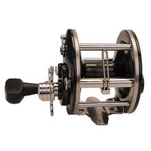 "Load image into Gallery viewer, Penn General Purpose Level Wind Conventional Reel 309 Reel Size, 2.8:1 Gear Ratio, 20"" Retrieve Rate. 15 lb Max Drag, Right Hand"