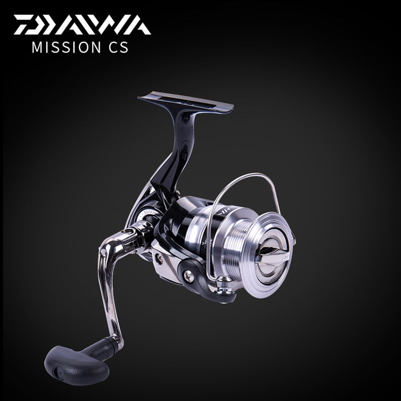 DAIWA Original MISSION CS 2017 NEW MODEL Spinning fishing reel 2000S 2500S 3000S 4000S 2+1Ball bearing DIGI GEAR II TWIST BUSTER