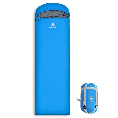 Waterproof Sleeping Bag Lightweight Portable Three Seasons Machine-washable Outdoor Camping Hiking Exploration Sleeping Bag