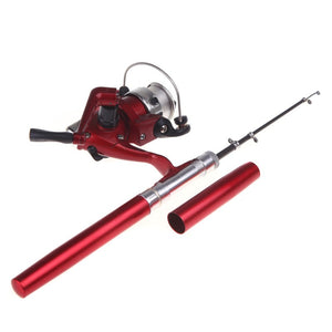 Pen Fishing Rod + Reel