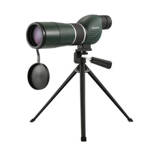 Load image into Gallery viewer, 15-45x60 Straight / Angled Spotting Scope with Tripod Portable Travel Scope Monocular Telescope with Tripod Carry Case for Bird Watching Camping Backpacking