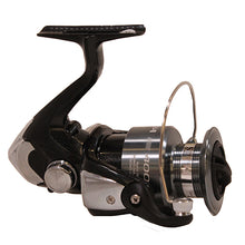"Load image into Gallery viewer, Shimano Sienna Spinning Reel 4000 Reel Size, 5.0:1 Gear Ratio, 32"" Retrieve Rate, Ambidextrous, Boxed"