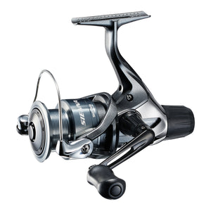 "Shimano Sienna Spinning Reel 1000RE, 5.2:1 Gear Ratio, 27"" 2 Bearings, Retrieve Rate, Ambidextrous, Clam Pack"