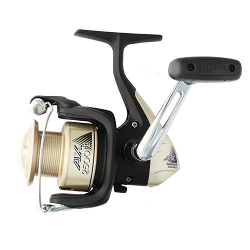 Shimano AX Spinning Reel 2500 Reel Size, 5.2:1 Gear Ratio, 29