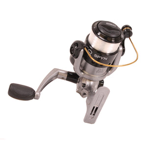 "Zebco / Quantum Spyn Spinning Reel 20, 5.3:1 Gear Ratio, 26"" Retrieve Rate, 3 Bearings, Right Hand, Boxed"