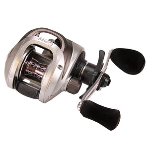 Zebco / Quantum Throttle 100 Baitcasting Reel 7.3:1 Gear Ratio, 7BB+1RB Bearings, Right Hand