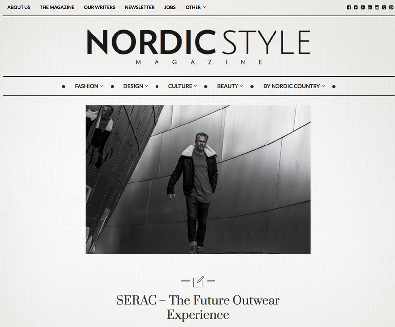SERAC - the future outerwear experience