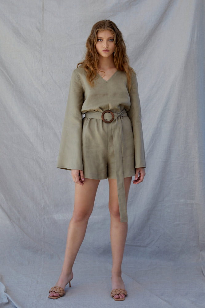 EARTH playsuit