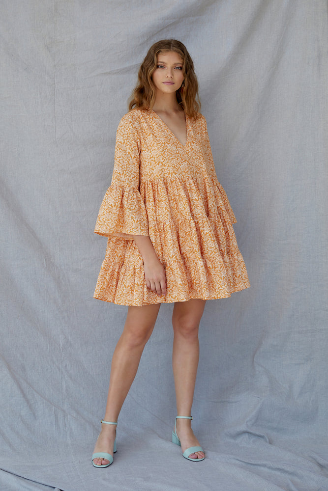 FREESIA dress