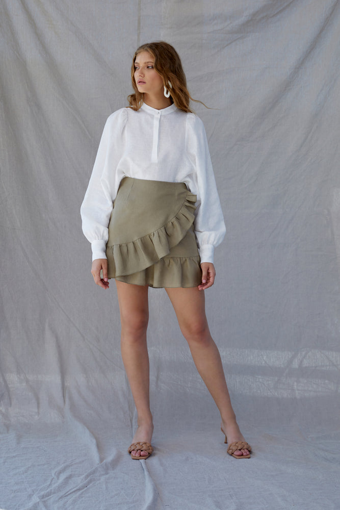 HAZELNUT skirt