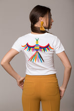SPREAD YOUR WINGS t-shirt