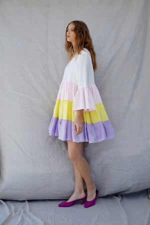 RAINBOWS dress