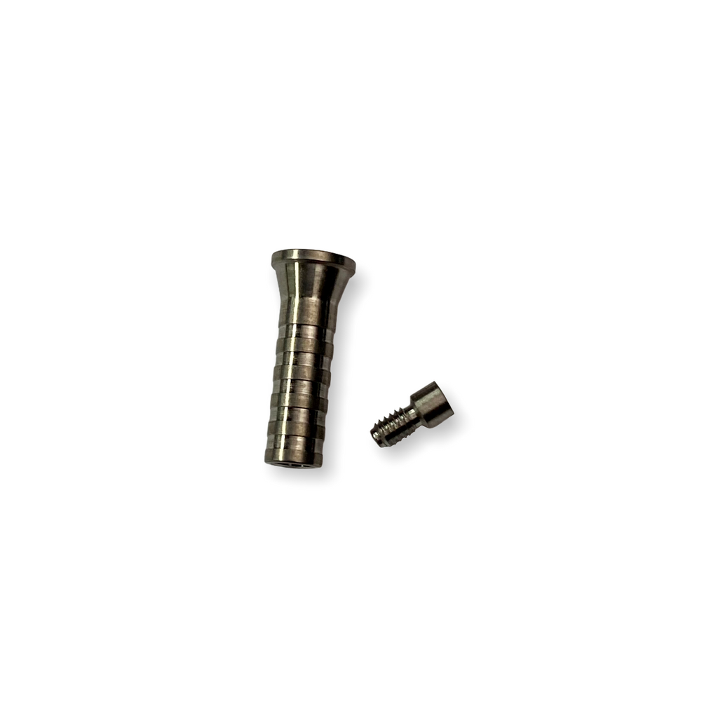 iHex 1, MLS-Unit Accessories, Titanium Sleeve screw included L=12.0mm