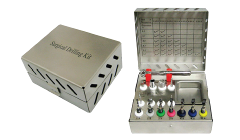 iHex Surgical Drilling Kit
