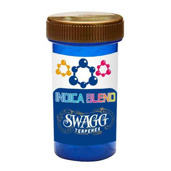 Indica Blend by Swagg Terpenes