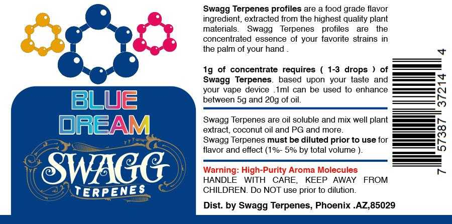 Blue Dream by Swagg Terpenes-SWAGG TERPENES