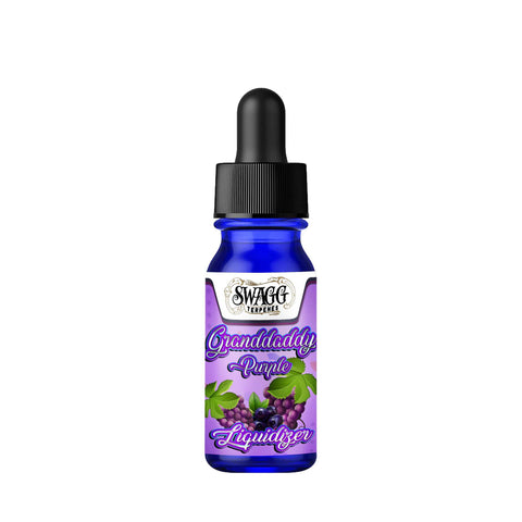 Granddaddy Purple Wax and Shatter Liquidizer kit By Swagg Terpenes-SWAGG TERPENES