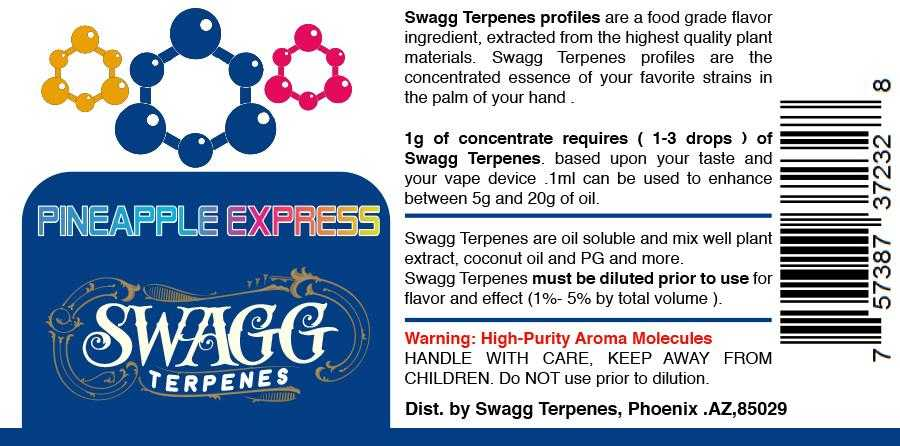 Pineapple Express by Swagg Terpenes-SWAGG TERPENES