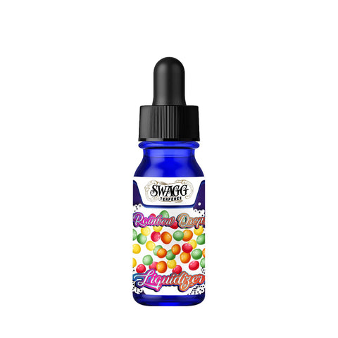 Rainbow Drops Wax and Shatter Liquidizer kit By Swagg Terpenes