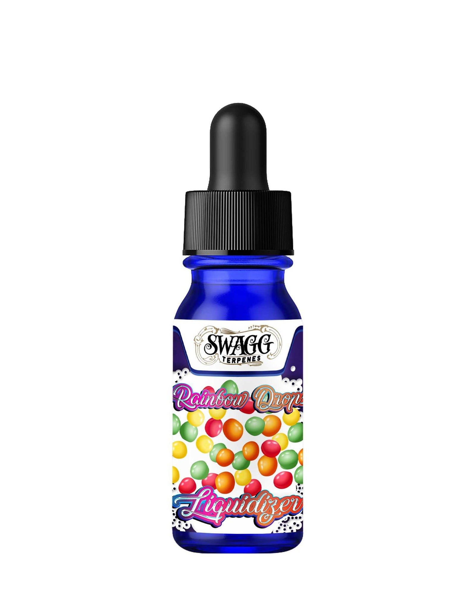 Rainbow Drops Wax and Shatter Liquidizer kit By Swagg Terpenes-SWAGG TERPENES