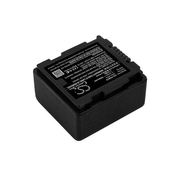 Gigashot K40H Replacement Camcorder Battery Gigashot GSC-A40//°F Battery compatible with Toshiba Gigashot A100//°F Gigashot GSC-K80H
