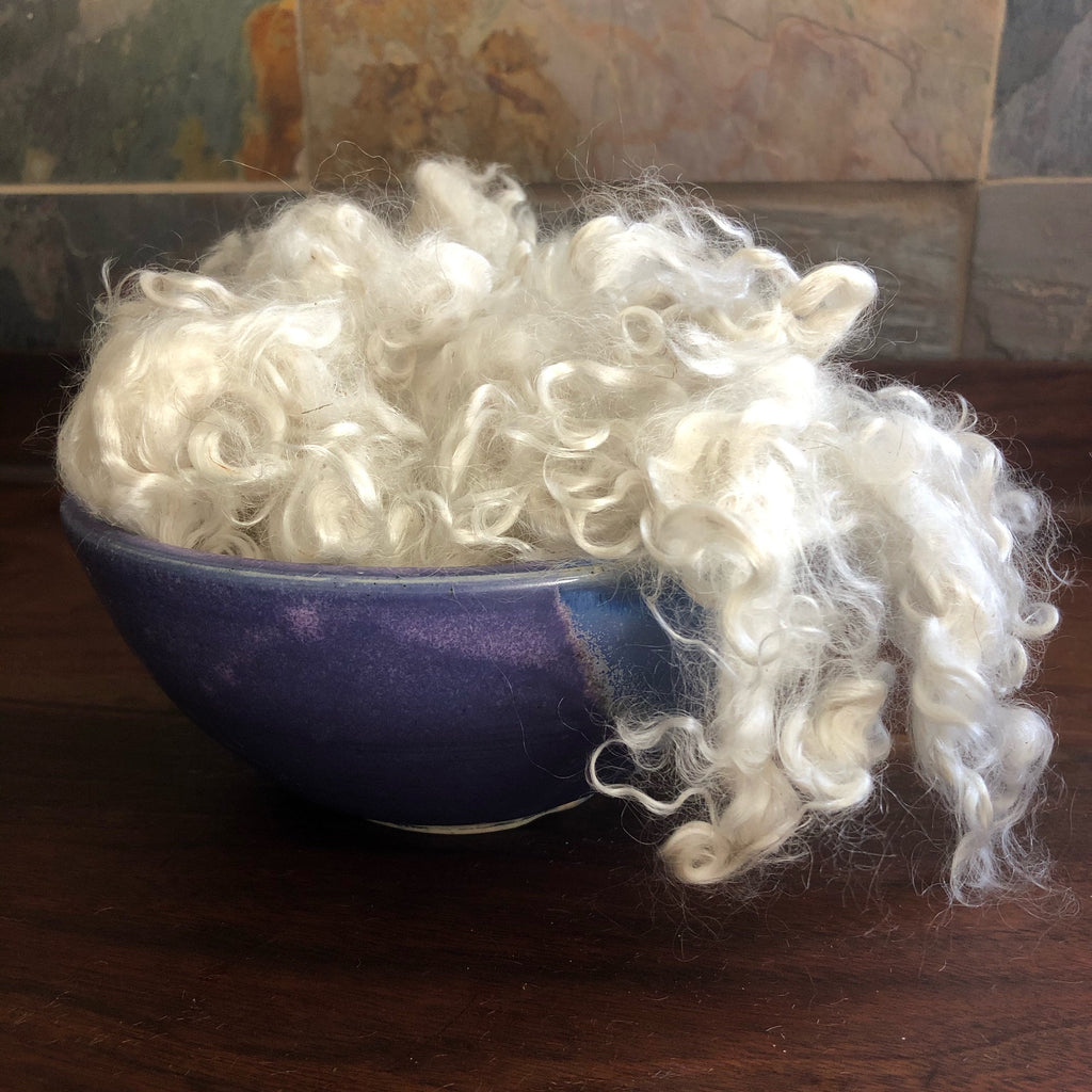 Washed Mohair Cloud - Sunflora