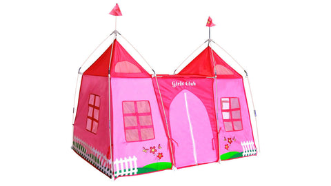 Girls Club play tent