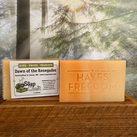 HFHS Dawn Of The Renegades Soap