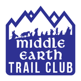 Middle Earth Trail Club Vinyl Decal - LOTR Decal, LOTR Sticker, Lord of the Rings Decal, Hobbit Decal, Car Decal, Laptop Decal, Window Decal