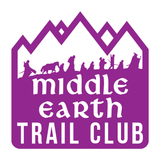 Middle Earth Trail Club Lord Of The Rings Vinyl Decal
