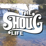 The Shoug Life Washougal Washington die cut vinyl decal, 4 inch size, available in many colors and custom sizes