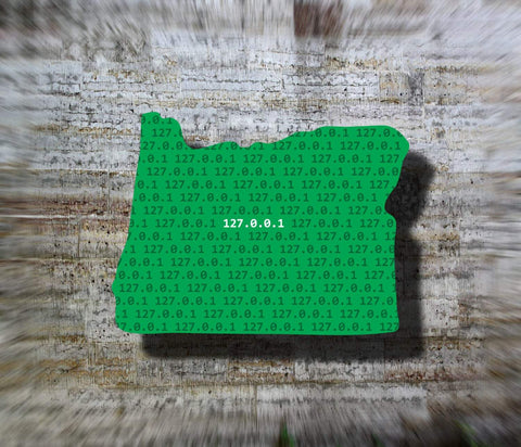"Oregon ""HOME"" 127.0.0.1 
