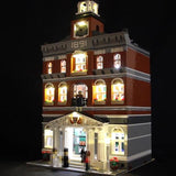 DIY LED Light Up Kit For Town Building 15003 - Your World of Building Blocks