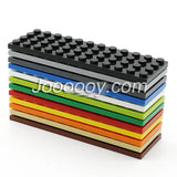 3 pcs 4*12 plates MOC bricks