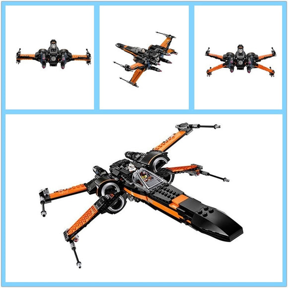 05004 StarWars Poe's X Wing Fighter