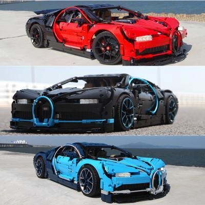 DECOOL / JISI 3388 A/B/C The Bugatti Chiron