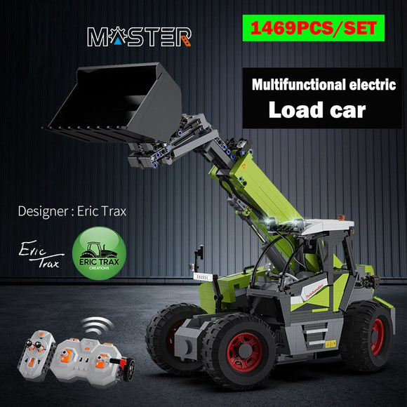 1469PCS CaDa Multi-function loader