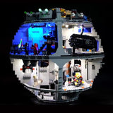 DIY LED Light Up Kit For Star Plan Series Death Star 05063 - Your World of Building Blocks