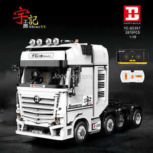 YC-QC007 Fully RC Benz ACTROS 4163