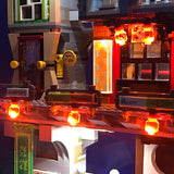 DIY LED Light Kit For Ninja City 06066 - Your World of Building Blocks