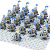 Medieval soldiers Minifigures