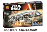 646pcs BELA10577 Resistance Troop Transporter