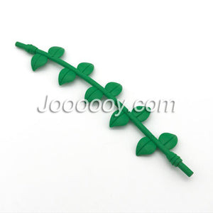 2 pcs Ten-leaf vine MOC bricks