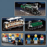 King 91005  Emerald Night Train 10194
