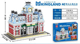 3132pcs  MOULDKING 11004 The Station of The Dreamland