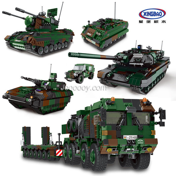 XB06040-43 Star Castle Military Series