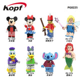 PG8225 Mickey Mouse Series Minifigures