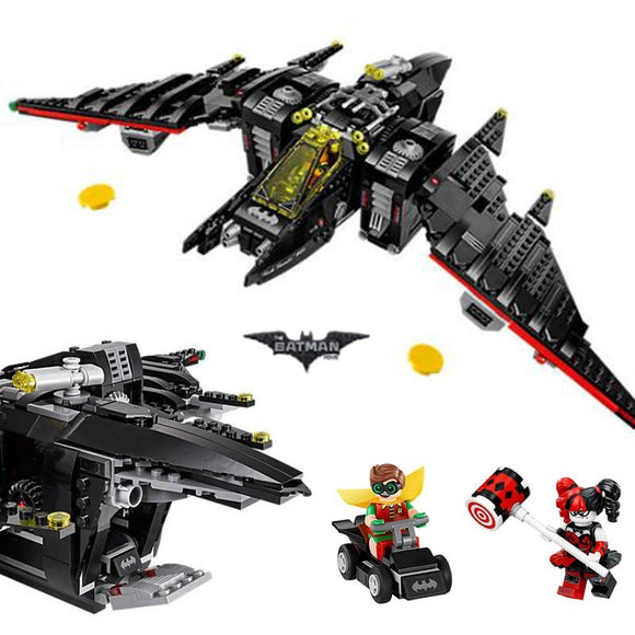 07080 Batman The Batwing Super Hero
