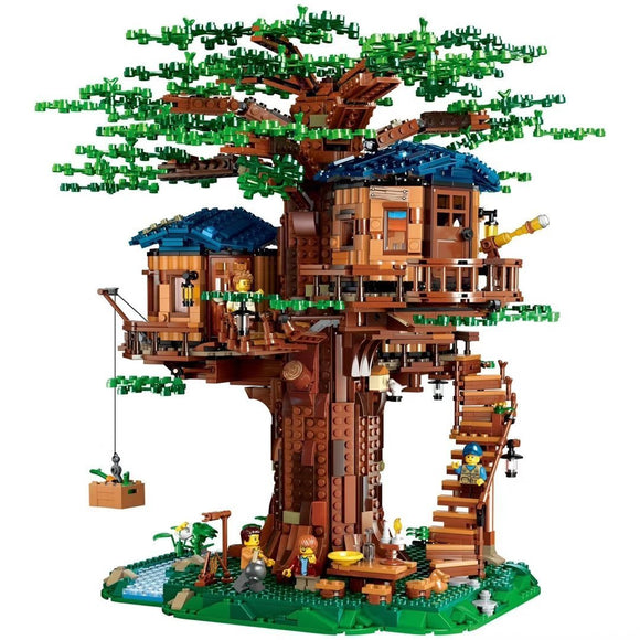 SX 6007 -- Tree house (3117pcs)